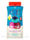 U-Cubes™ Children's Calcium with D3 - 120 Gummies