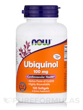Ubiquinol 100 mg - 120 Softgels