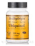 Ubiquinol 100 mg (Active Antioxidant Form of CoQ10) - 7 Softgels