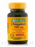 Ubiquinol 200 mg CoQ-10 (Kaneka QH™) - 30 Softgels