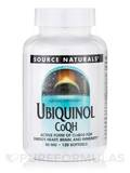 Ubiquinol CoQH 50 mg 120 Softgels