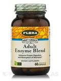 Udo's Choice® Adult Enzyme Blend - 60 Vegetarian Capsules