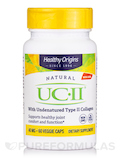 UC-II 40 mg (with Undenatured Type II Collagen) - 60 Veggie Caps