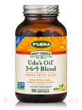 Udo's Oil® 3.6.9 Blend - 90 Vegetarian Softgels