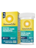 Ultimate Flora™ Colon Care Probiotic 80 Billion CFU - 30 Vegetarian Capsules