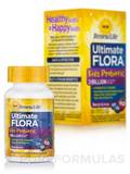 Ultimate Flora™ Kids Probiotic 3 Billion, Berry-Licious Flavor - 30 Chewable Tablets