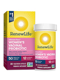 Ultimate Flora™ Women's Vaginal Probiotic 50 Billion CFU - 30 Vegetable Capsules