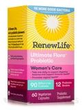 Ultimate Flora™ Women's Care Probiotic 90 Billion CFU - 60 Vegetarian Capsules