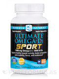 Ultimate Omega-D3 Sport 1000 mg 60 Soft Gels