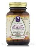 Ultimate Resveratrol 60 Vegetarian Capsules