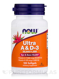 Ultra A & D3 100 Softgels