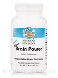 Ultra Brain Power™ - 90 Vegetarian Capsules