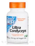 Ultra Cordyceps 750 mg - 60 Veggie Capsules