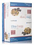 Ultra Energy Bar Chocolate Chip Cookie Dough Flavored - BOX OF 12 BARS (1.94 oz / 55 Grams each)