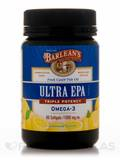 Ultra EPA (Fresh Catch Fish Oil) Omega-3 Lemonade Flavor 1000 mg 60 Softgels