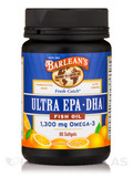 Ultra EPA-DHA (Fresh Catch Fish Oil) Omega-3 Orange Flavor 1000 mg 60 Softgels