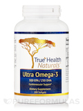 Ultra Omega-3 (500 EPA / 250 DHA) - 180 Softgels