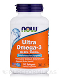 Ultra Omega 3 90 Softgels