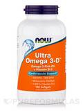 Ultra Omega 3-D™ - 180 Softgels