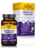 Ultra Omega 3-6-9 - 90 Softgels