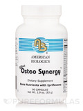Ultra Osteo Synergy - 90 Capsules