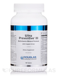 Ultra Preventive® III with Copper & Iron - 180 Tablets