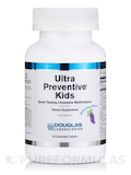 Ultra Preventive Kids Grape Flavor 60 Bear Shapped Chewable Tablets