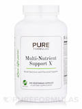 Multi-Nutrient Support X - 240 Vegetarian Capsules