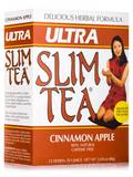 Ultra Slim Tea® Cinnamon Apple - 24 Tea Bags (1.69 oz / 48 Grams)