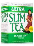 Ultra Slim Tea® Double Mint - 24 Tea Bags (1.69 oz / 48 Grams)