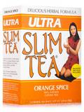Ultra Slim Tea® Orange Spice - 24 Tea Bags (1.69 oz / 48 Grams)