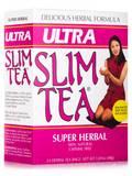 Ultra Slim Tea® Super Herbal - 24 Tea Bags (1.69 oz / 48 Grams)