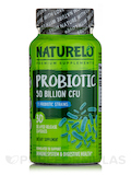 Probiotic, 50 Billion CFU, 11 Strains - 30 Capsules