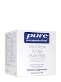 UltraDetox 10-Day Pure Pack - 10 Packets Per Box