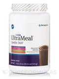 UltraMeal® Cardio 360° Medical Food Pea Rice Protein, Natural Chocolate Flavor with Other Natural Fl