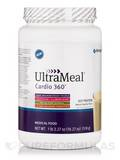 UltraMeal® Cardio 360° Medical Food Soy Protein, Natural Vanilla Flavor - 18.27 oz (518 Grams)
