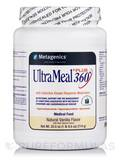 UltraMeal® Plus 360° Medical Food (Natural Vanilla Flavor) - 25.5 oz (714 Grams)