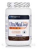 UltraMeal® Plus 360° RICE Medical Food (Natural Dutch Chocolate Flavor) 28.5 oz (798 Grams)