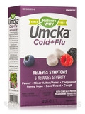 Umcka® Cold+Flu, Berry - 20 Chewable Tablets