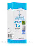 Unda #15 - 0.7 fl. oz (20 ml)