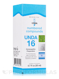 Unda #16 - 0.7 fl. oz (20 ml)