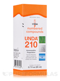 Unda #210 - 0.7 fl. oz (20 ml)