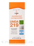 Unda #219 - 0.7 fl. oz (20 ml)