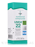 Unda #22 - 0.7 fl. oz (20 ml)