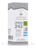 Unda #243 - 0.7 fl. oz (20 ml)