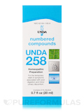 Unda #258 - 0.67 oz (20 ml)