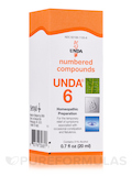 Unda #6 - 0.7 fl. oz (20 ml)