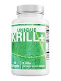 Unique Krill+™ - 60 Softgels