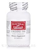 Uridine-300 (Uridine-5'-monophosphate) 60 Capsules