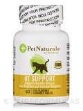 Urinary Tract Support for Cats - 60 Fish Flavored Chewable Tablets